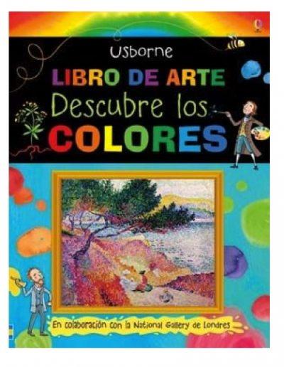 Libro de arte descubre los colores
