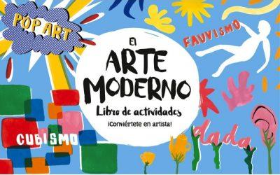 LOS MEJORES 40 LIBROS DE ARTE PARA NIÑOS
