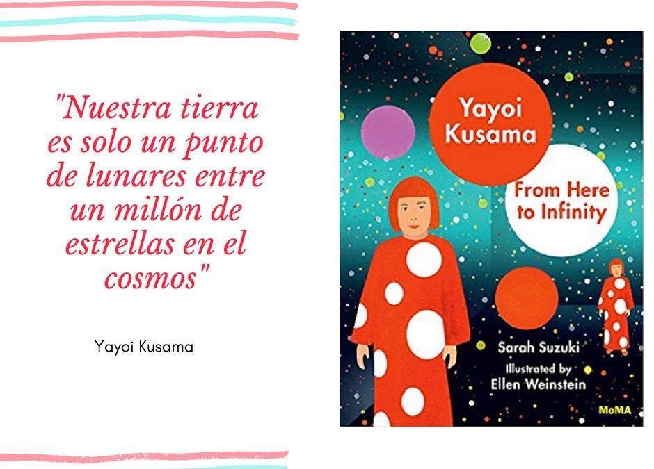 YAYOI KUSAMA para niños: la reina de los puntos