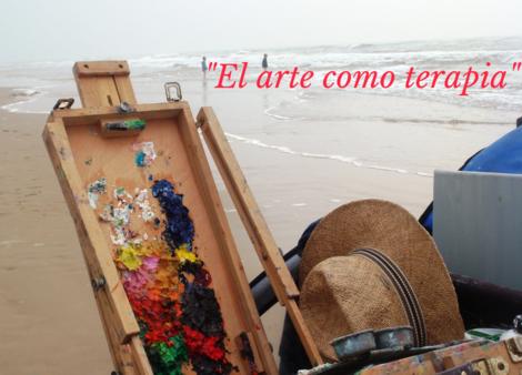 ARTETERAPIA: El arte como terapia invisible